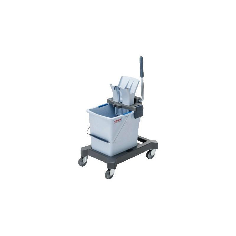 US Pro sistema singolo (chassis + pressa + secchio 25 Lt.)