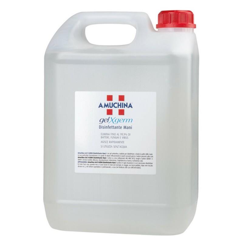 Amuchina Gel Pro X-Germ Disinfettante Mani Lt. 5