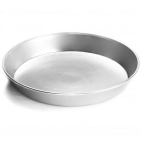Tortiere in Alluminio Diametro 32 cm ( D32G )