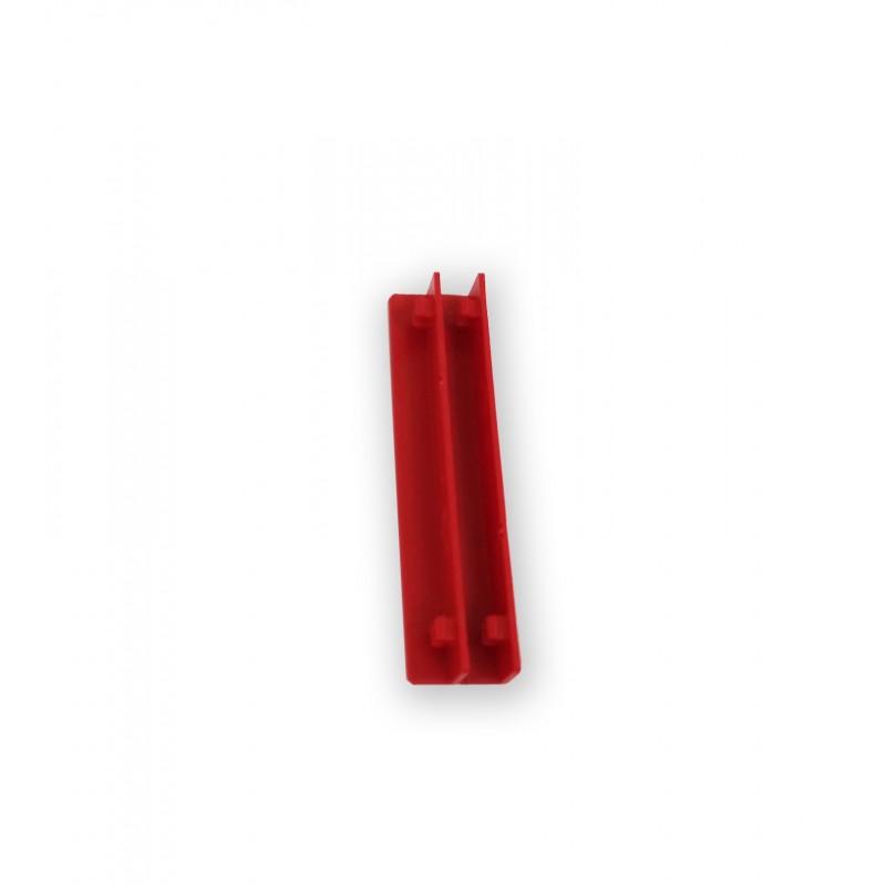 Clip colore rosso