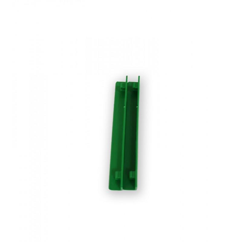 Clip colore verde