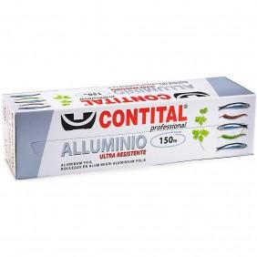 Contital Rotolo in Alluminio mm.330 mt.150 Box