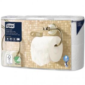 Tork Rotolo carta igienica tradizionale Extra Soft Premium, 3 veli