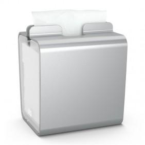 Tork Xpressnap Dispenser Tavolo Tovaglioli interlacciati Alluminio