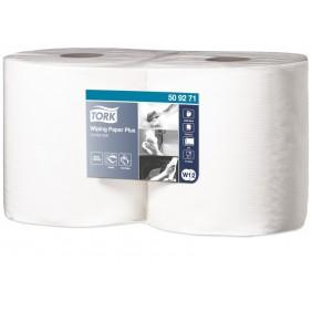 Tork Carta Plus per asciugatura 2x880 strappi 2x264 mt